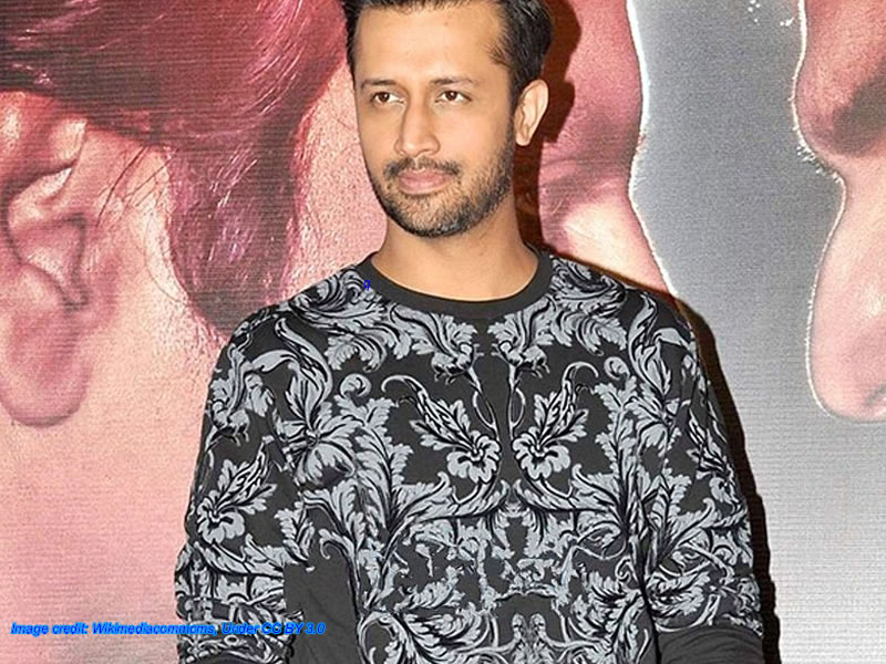 Atif Aslam released a heartbreak song video just before Valentine's Day