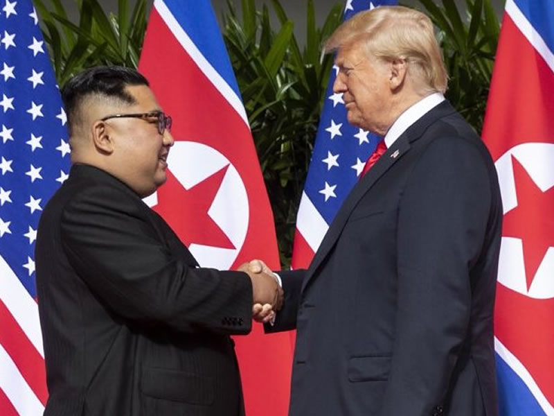 North Korea wanted all sanctions lifted so summit fails