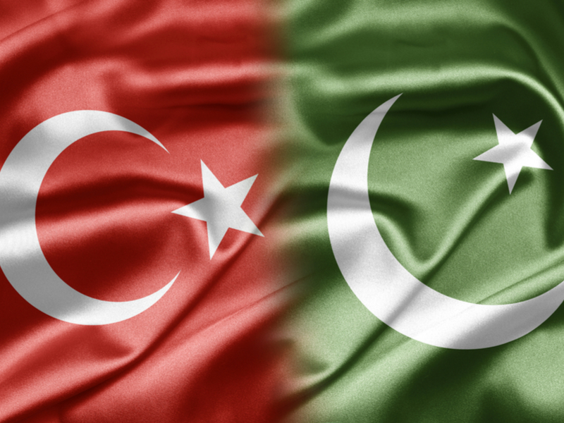 Turkish FM : Turkey is going to stand with  Pakistan in pace of Indian aggression