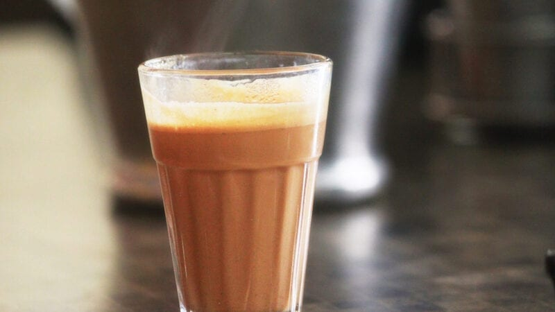 Is Pakistan's favorite drink really a cup of tea?