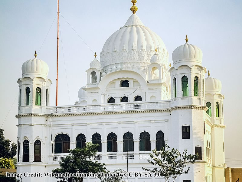 Pakistan and India to hold discussions over Kartarpur corridor