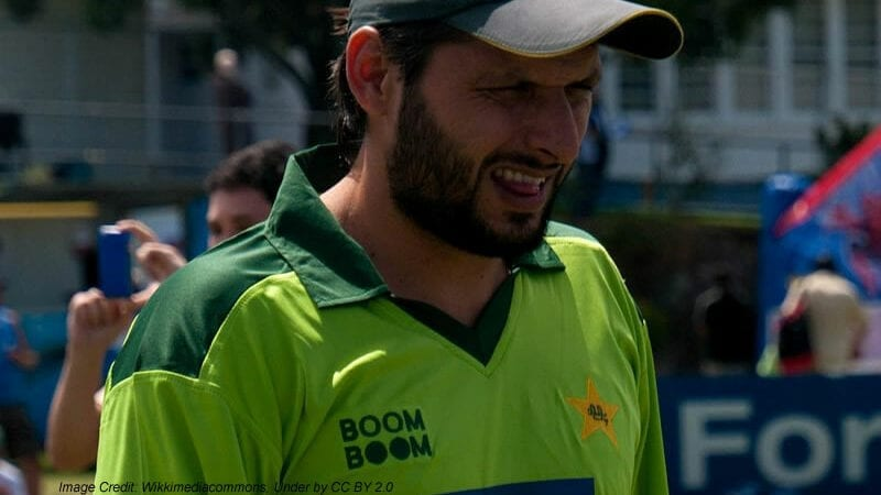 Afridi lauds foreign players for visiting Pakistan for PSL