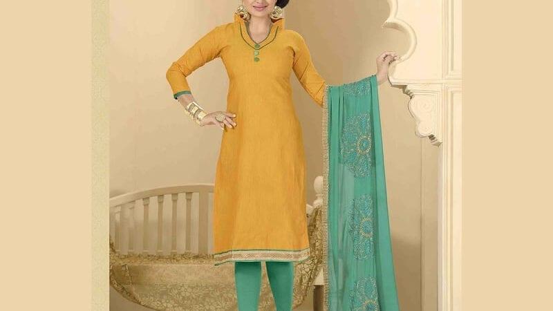 National dress of the Pakistani women, salwar kameez
