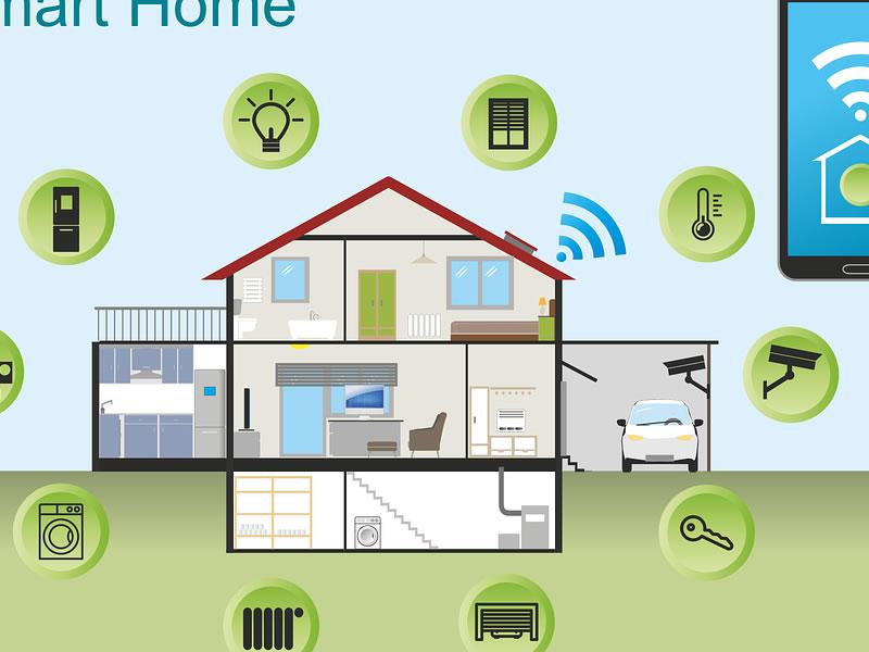 Smart home technology assist senior citizens remain independent