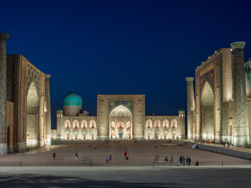 Uzbekistan Tourist Information Centre starts in Pakistan