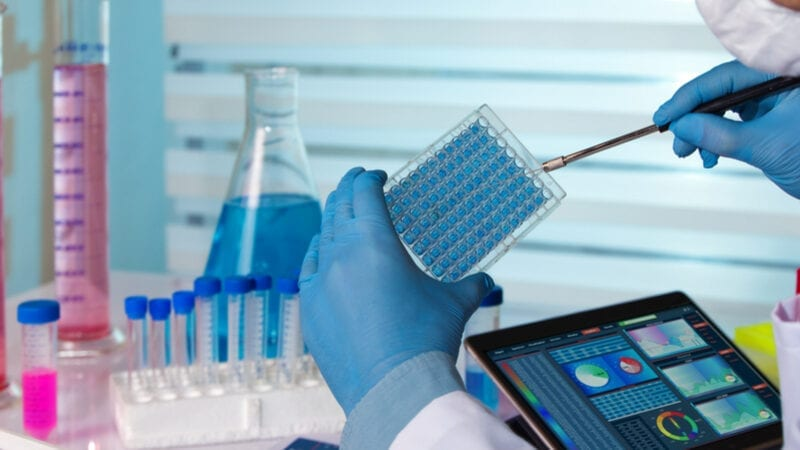Pakistan has improved world grade PCR Biochemical Technology