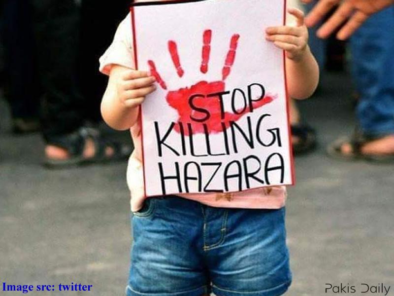 Zero arrests on Quetta Attack, Hazara community stages sit-in at Quetta