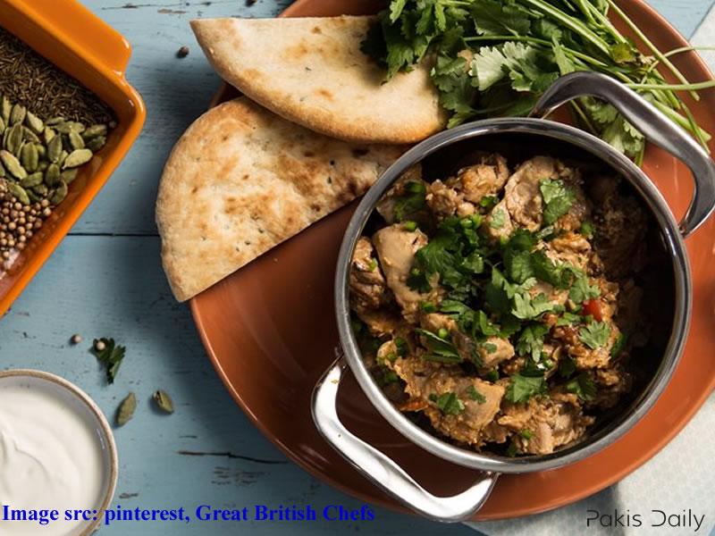 Pakistani's favourite Aromatic chicken handi