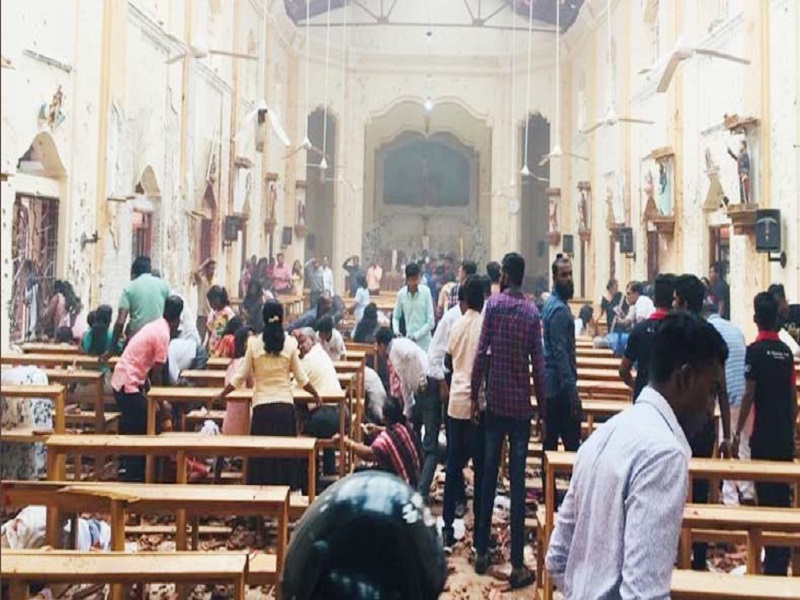 Sri Lankan blast – who could be behind it?