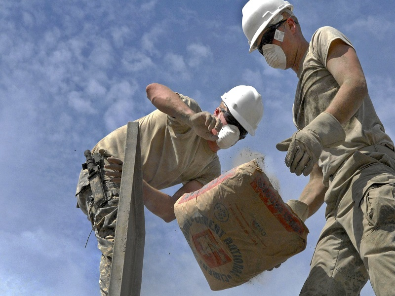 Pakistan witnesses improvement in cement exports