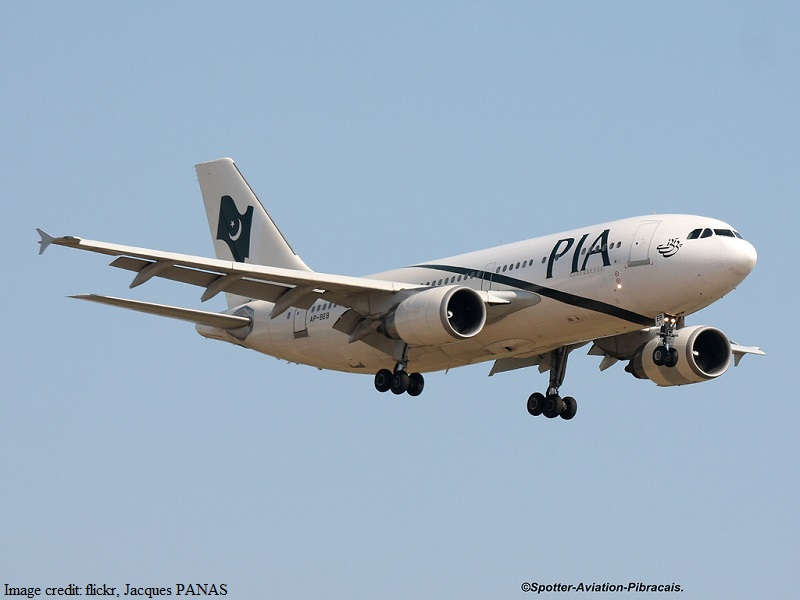 PIA brings it back over three hundred Pakistanis stranded in Malaysia