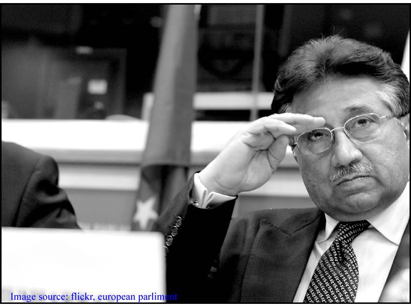 Musharraf treason case adjourned until after Ramazan