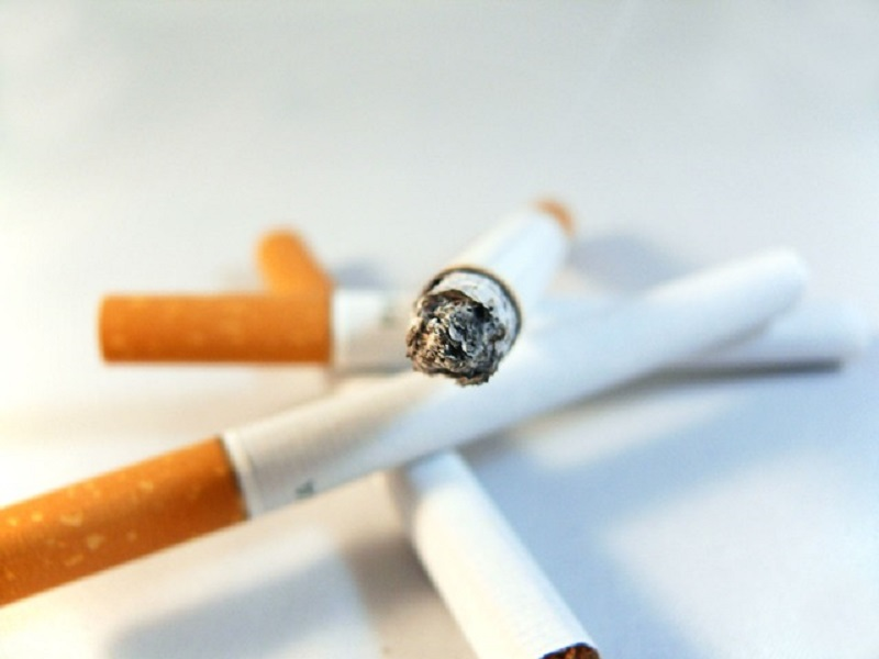 25pc cigarette smokers in capital ready to stop if a cigarette costs move up