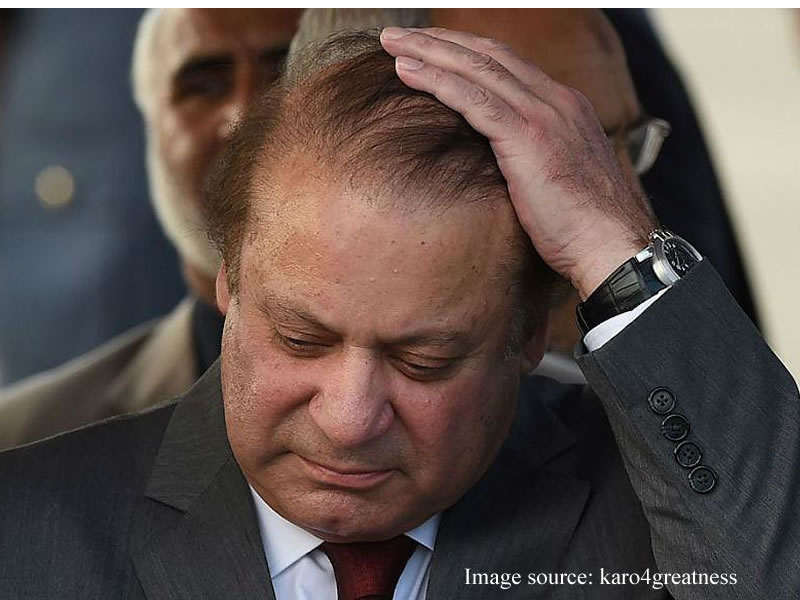 Nawaz to come back to jail today like bail ends