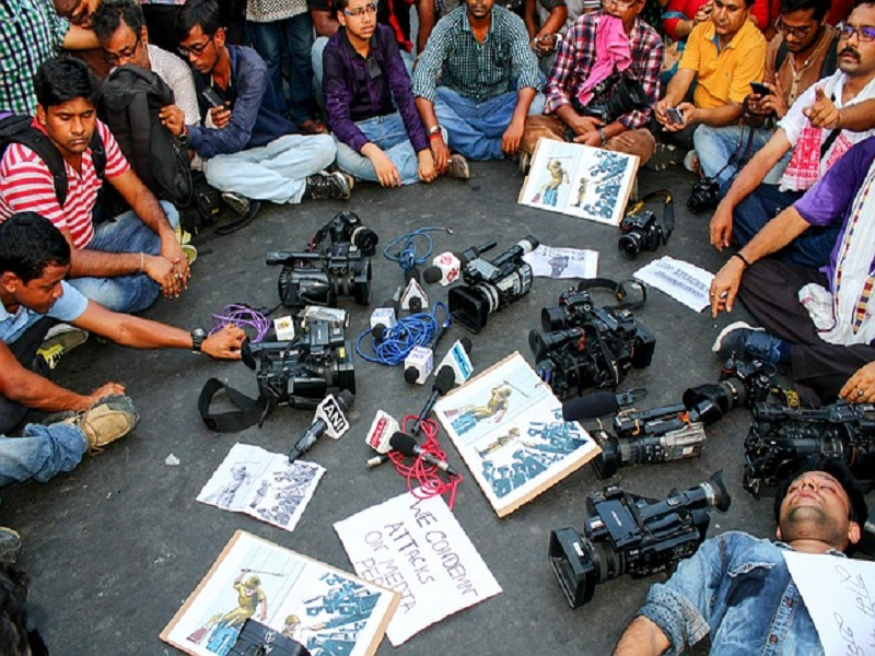 RSF index highlights the dismal state of media independence