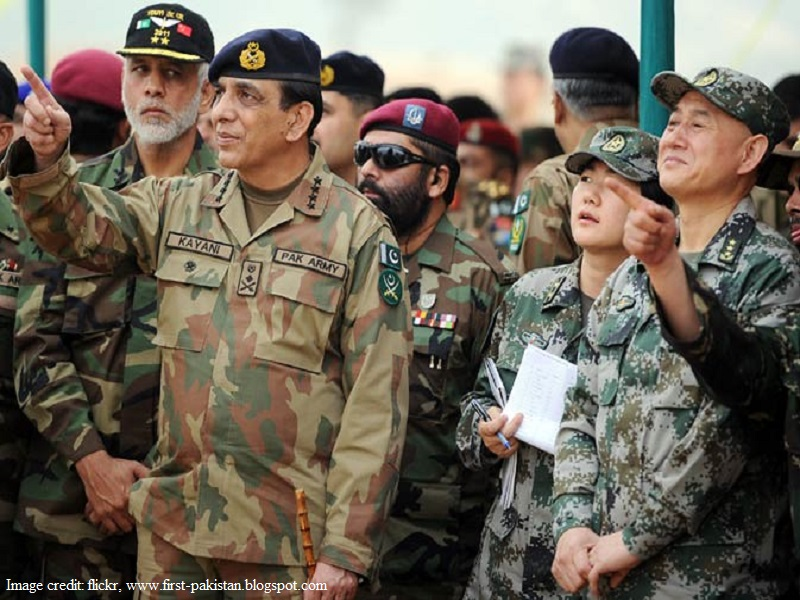 Feb Standoff hailed by COAS, calls it 'befitting reply' to India