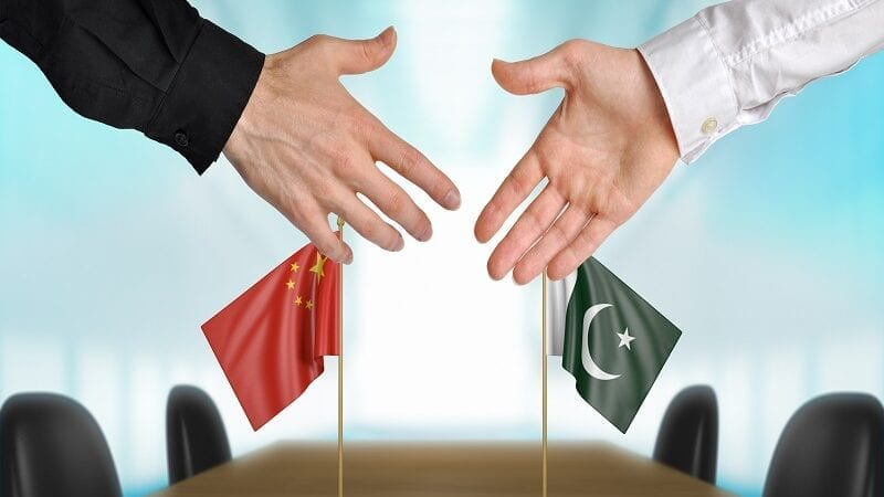 China - Pakistan