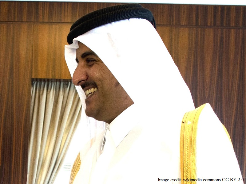Qatar's Aims to suppress Arab dominance, Tamim on a 2-day visit to Pak expected to sign the biggest deal in history.