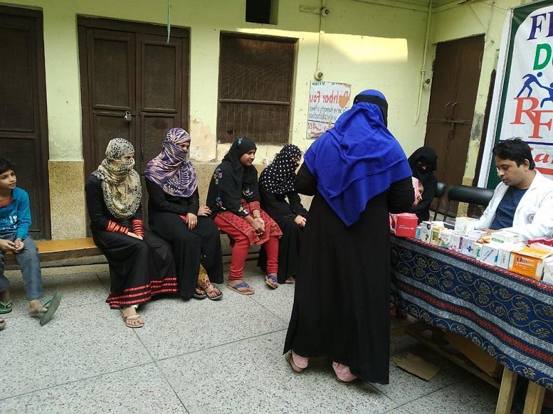 بلوچستان میں شروع ہونے والی صحت کی دیکھ بھال کیمپ میں آزادانہ طور پر دستیاب
