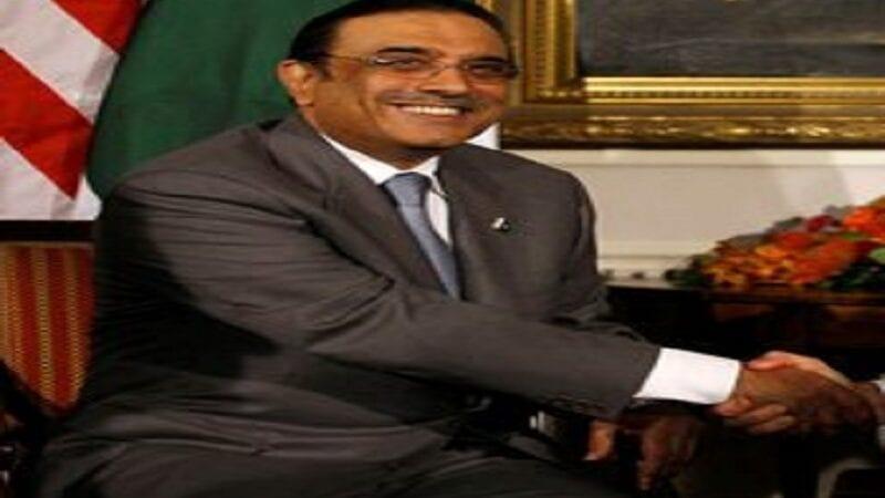 Asif Zardari's