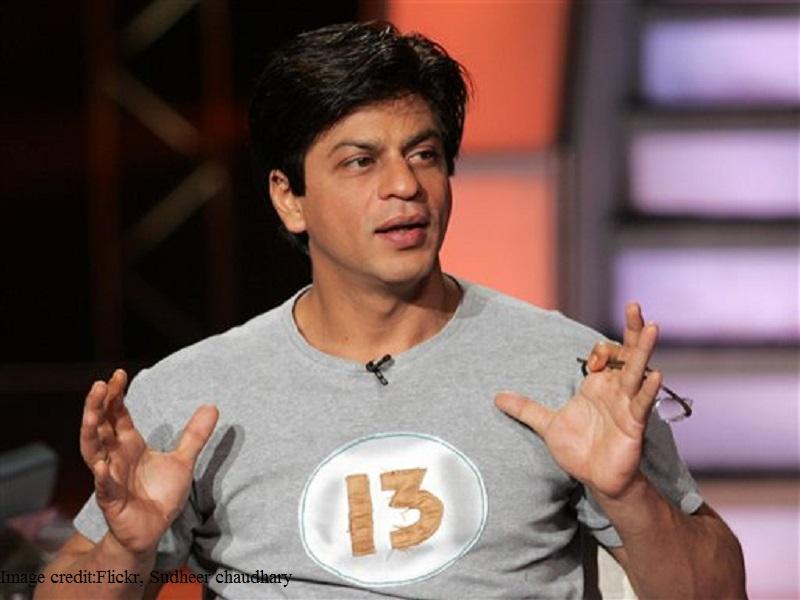 شاہ رخ خان کا سیمبا: آرین شاہ صرف 'شیر کنگ' میں باپ کی طرح لگتا ہے.