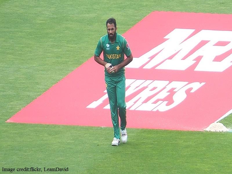 واباب ریاض نے وکٹ میں ورلڈ کپ میں عمران خان کا ریکارڈ توڑ دیا