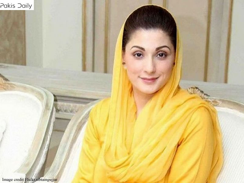 مریم نے بلوچستان کے مسائل کو حل کرنے کے لئے مذاکرات پر زور دیا