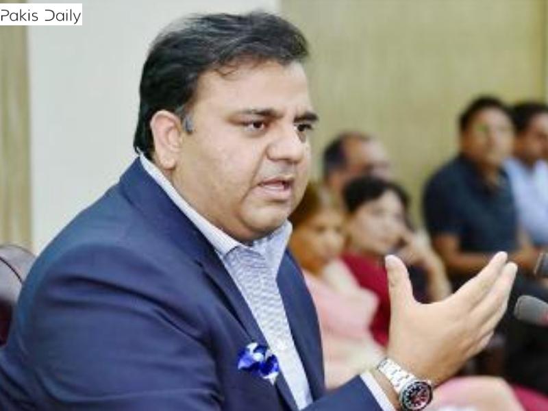 فواد چوہدری نے اس پر ردعمل ظاہر کیا کہ بھارت کا چندرائن 2 کا چاند مشن بری طرح ناکام ہوگیا ہے۔