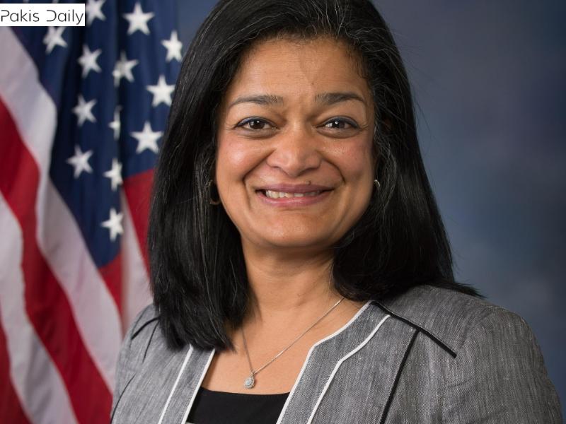 بھارتی امریکی کانگریس کی خاتون نے کشمیر میں امریکی مداخلت کا مطالبہ کیا۔