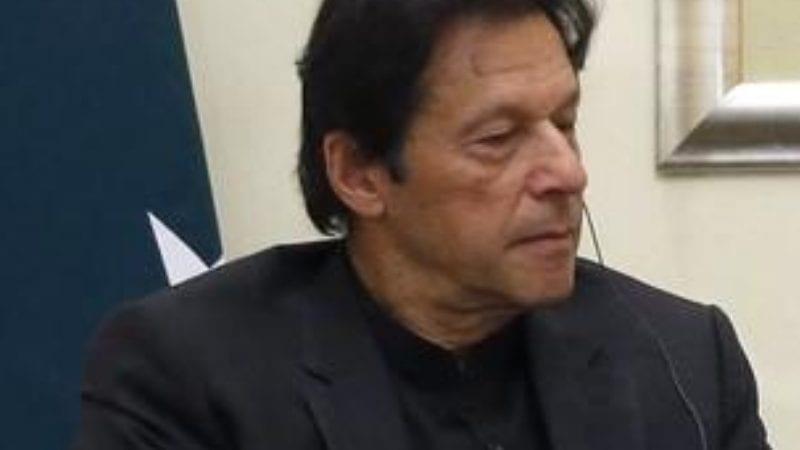 پاکستان عمران خان