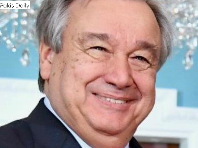 اقوام متحدہ کے سکریٹری جنرل نے پاکستان ، بھارت پر زور دیا کہ وہ مسئلہ کشمیر کو بات چیت کے ذریعے نمٹائے۔