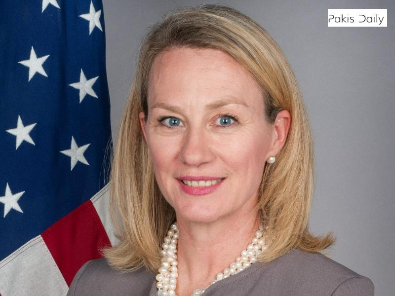 امریکی سفارتکار ایلس ویلز 4 روزہ دورے پر پاکستان پہنچ گئیں.