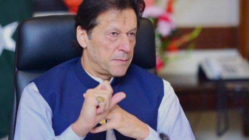 اقوام متحدہ: وزیر اعظم عمران خان۔