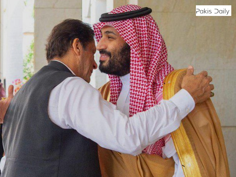 وزیراعظم کی یقین دہانیکسی بھی دھمکی کے مقابلہ میں سعودیہ عربیہ کی حمایت۔