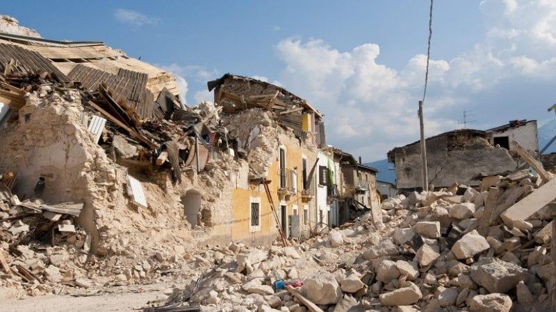 آزاد جموں و کشمیر میں زلزلہ۔