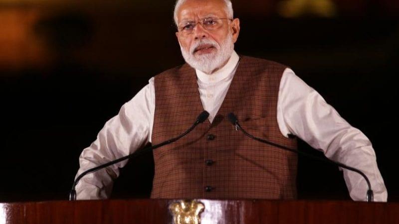 وزیر اعظم نریندر مودی نے مرکزی وزیروں سے اسکیموں اور منصوبوں پر کام کرنے کو کہا ہے۔
