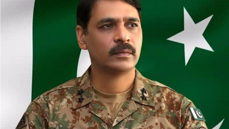 Major-Gen Asif Ghafoor