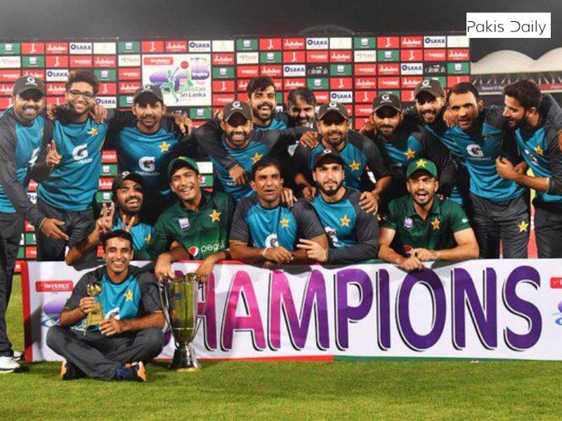 گوناتھلکا سنچری بیکار ہے جب پاکستان ون ڈے سیریز جیت رہا ہے۔