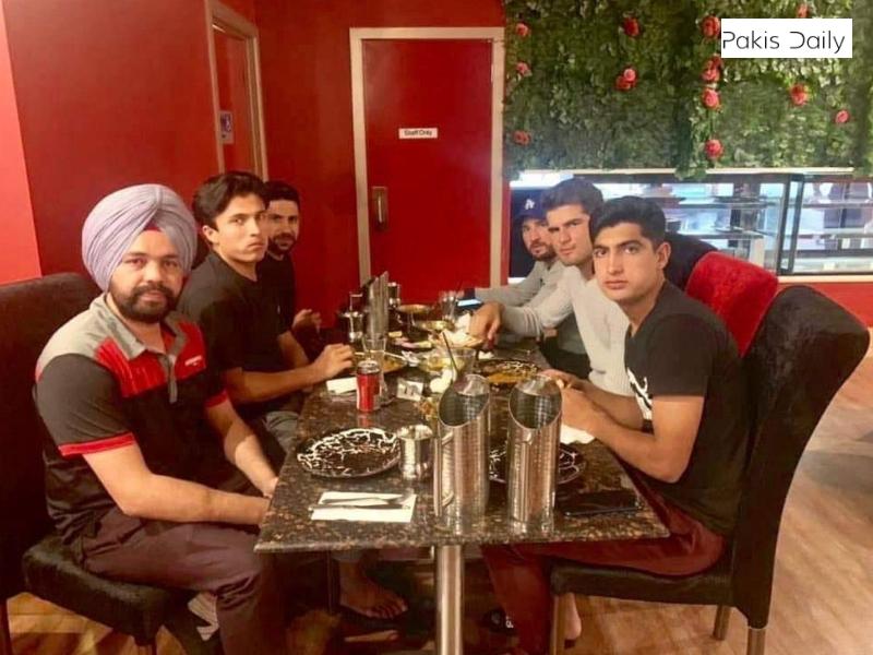 آسٹریلیا میں پاکستانی کرکٹرز انڈین ٹیکسی ڈرائیور کے خوابوں کو سچ بناتے ہیں.