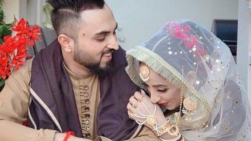 اداکارہ صنم چوہدری کی شادی اب ہوگئی ہے