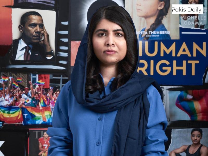 دہائی کے 'سب سے اہم' لوگوں میں سے ایک کے طور پر ملالہ کو تسلیم کرنے میں امریکہ اقوام متحدہ میں شامل ہوتا ہے.