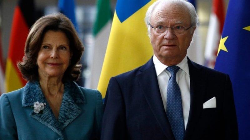 سویڈن کے بادشاہ کارل گوستاف