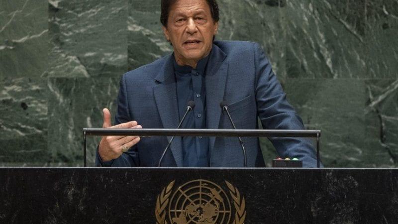 وزیر اعظم عمران خان نے