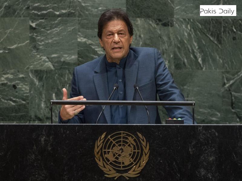 وزیر اعظم عمران نے پیش گوئی کی ، 'آر ایس ایس مسلمانوں کی نسل کشی کرنے سے پہلے جاگو.