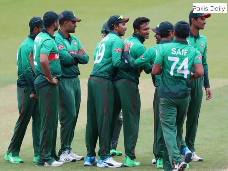 بنگلہ دیش کے خلاف ڈیڈ ربڑ واش آؤٹ کے بعد پاکستان ٹی ٹوئنٹی رینکنگ میں سرفہرست ہے.