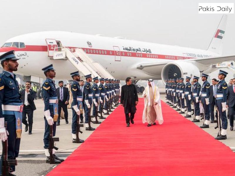 متحدہ عرب امارات نے پاکستان کو 200 ملین ڈالر کی امداد میں توسیع.