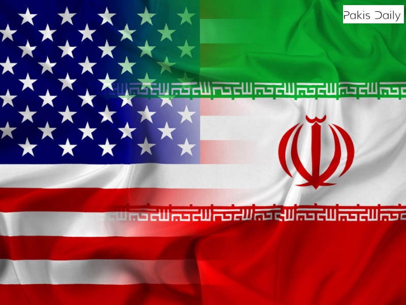 ایران نے عراق میں امریکی اڈوں پر میزائل حملے سے سلیمانی کے قتل کا جوابی کارروائی کی.