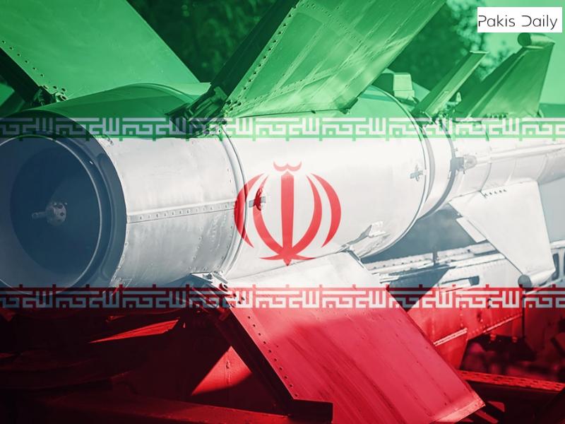 2 راکٹوں نے عراق کے دارالحکومت بغداد کے گرین زون کو نشانہ بنایا ، ایران کے حملے کے ایک دن بعد.