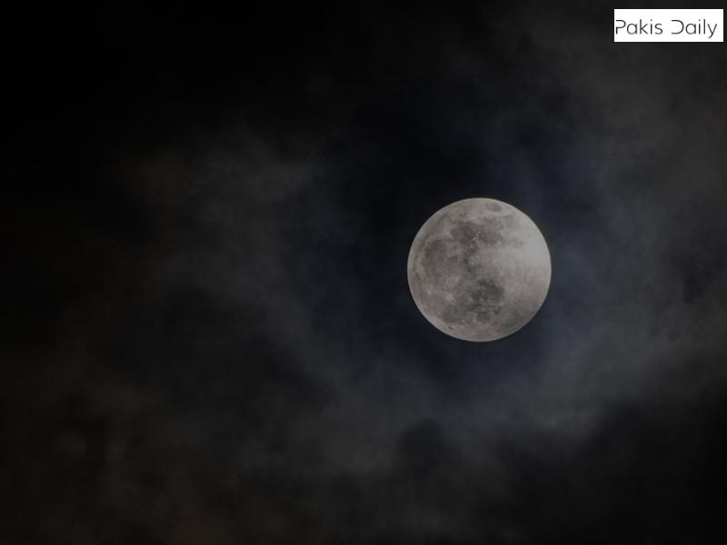 پاکستان ، دنیا میں آج رات 2020 کو پہلا چاند گرہن لگے گا.
