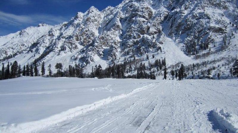 پاکستان برف